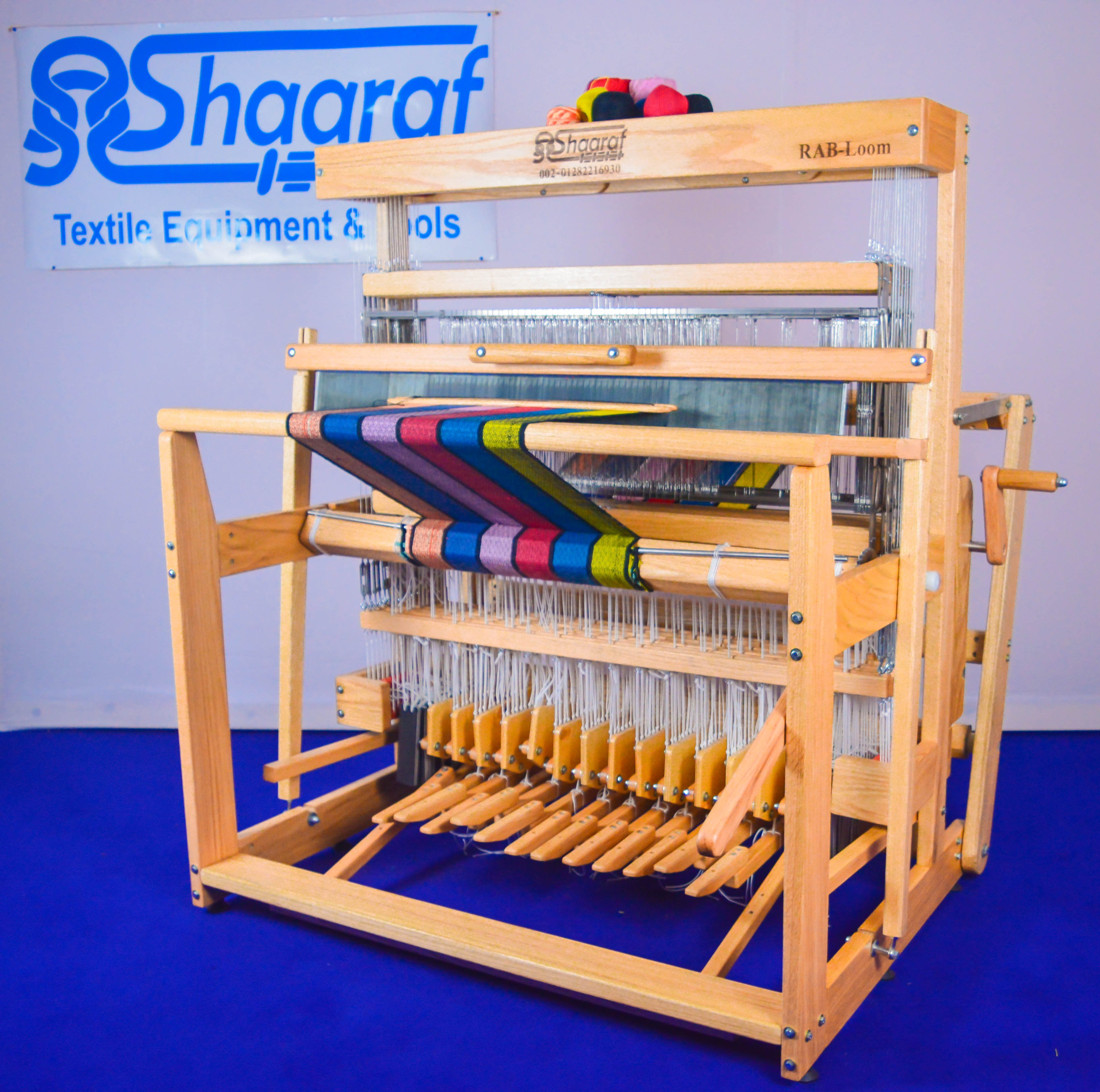 Countermarch Loom